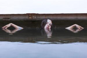 Water Street Art Paddleboarding Sean Yoro Hula 20