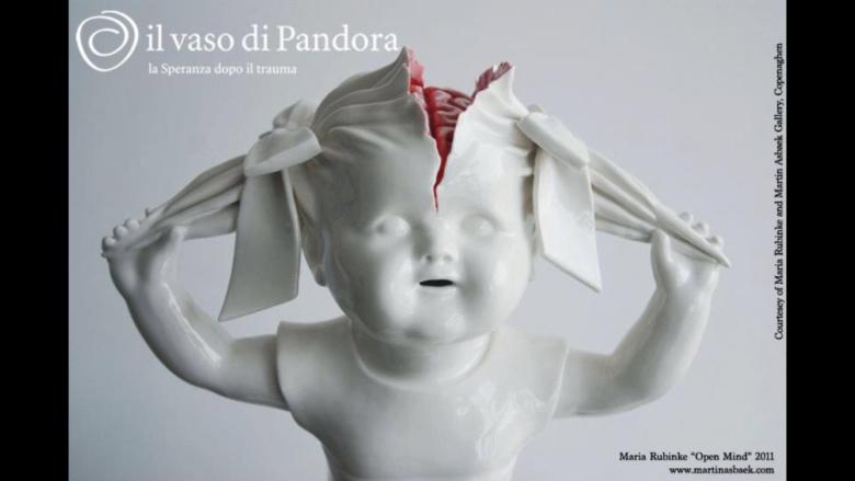 """Il Vaso Di Pandora Alla Mostra """"Non Passarci Sopra: Il Valore Della Gratuità"""""""