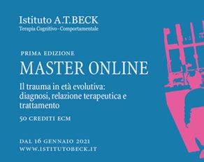 Novità Assoluta In Italia: I Edizione Del Master Sul Trauma In Età Evolutiva, Online, Gennaio 2021